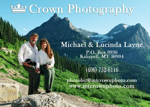 Glacier Ntl. Park & Flathead Valley Photographers